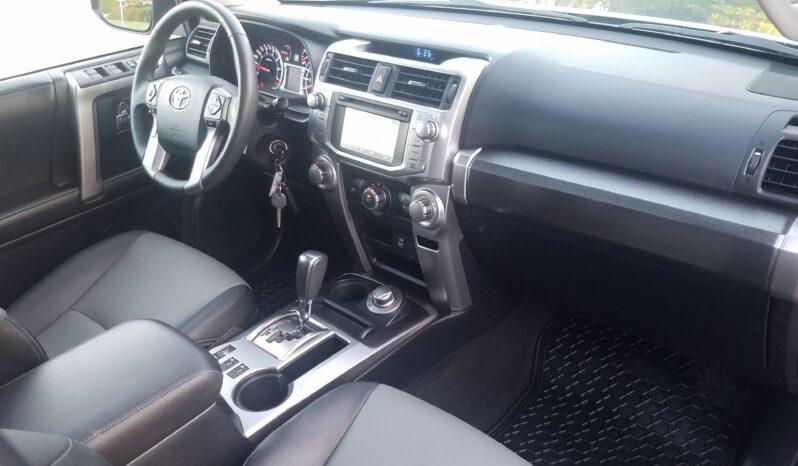 2019 Toyota 4Runner Premium full