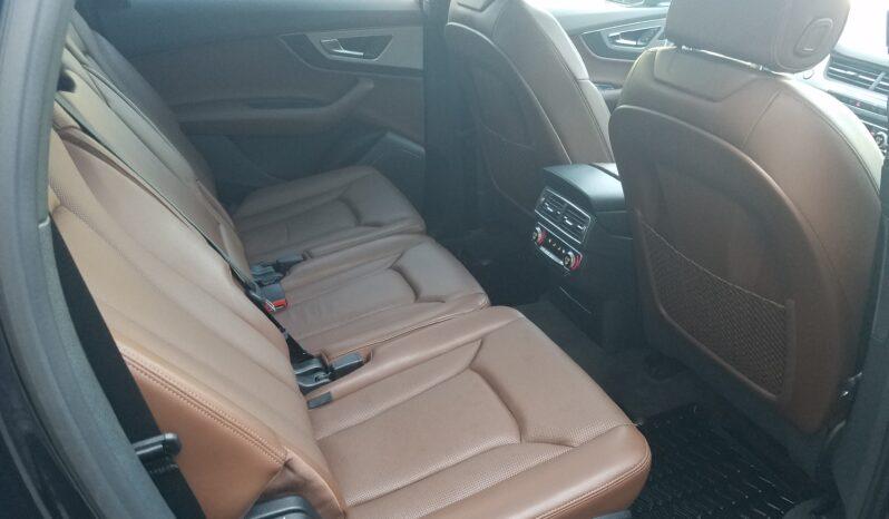 2017 Audi Q7 S-Line Progressive full