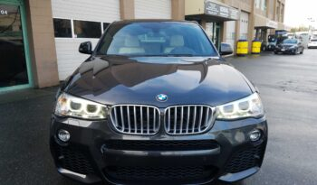 2016 BMW X4 xDrive28i M Sport full