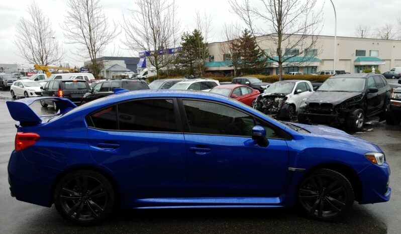2017 Subaru WRX Sport-Tech full