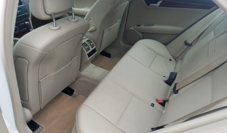 2009 Mercedes-Benz C350 4Matic full