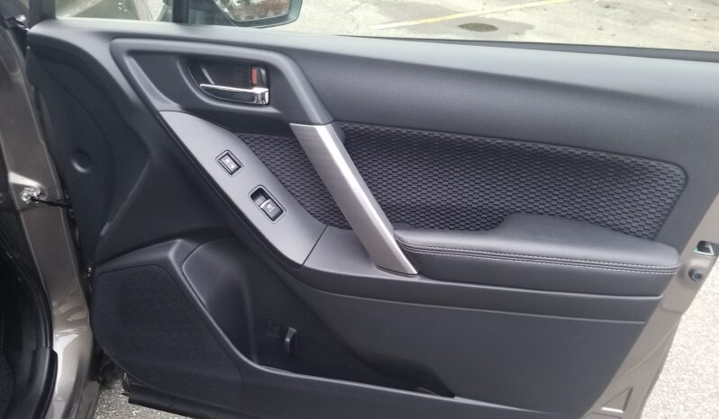 2018 Subaru Forester 2.5i full