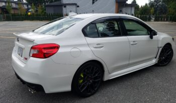 2019 Subaru WRX STI Sport-Tech full