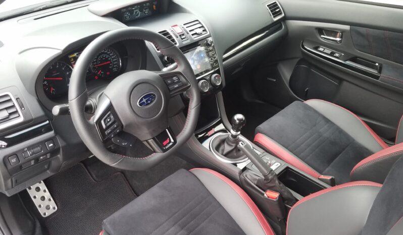 2019 Subaru WRX STI Sport-Tech full