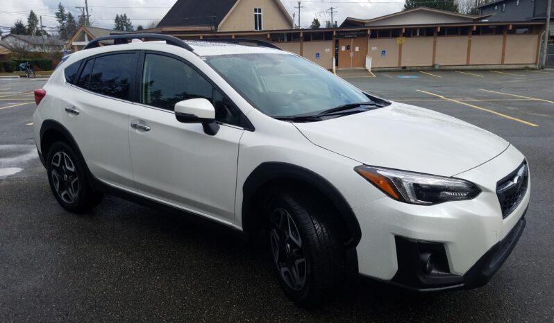 2018 Subaru Crosstrek Limited full