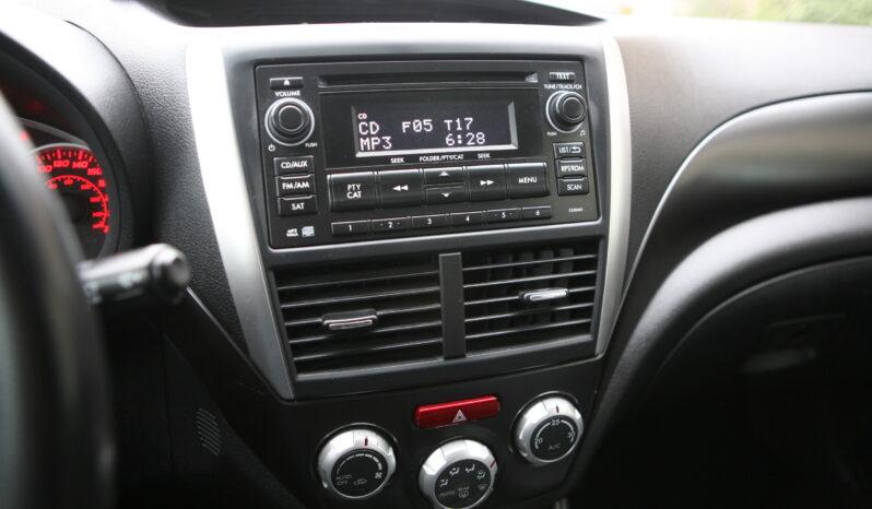 2011 Subaru Impreza WRX full
