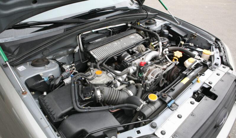 2006 Subaru Forester 2.5 XT Limited full