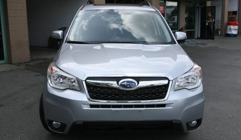 2015 Subaru Forester 2.5i Limited full