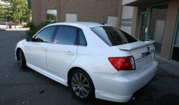 2010 Subaru Impreza WRX Limited full