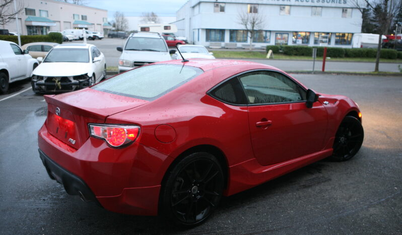 2014 Scion FR-S full