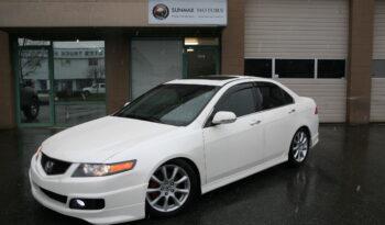 2007 Acura TSX A-SPEC full